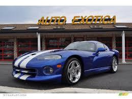 Dodge Viper 1996 - 1996 gts blue pearl dodge viper gts 52256278 gtcarlot com car