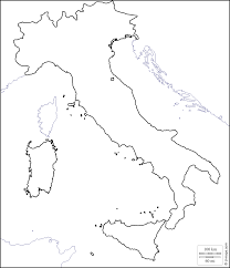 Blank Map Of Scotland Printable by Geography Blog Italy Outline Maps