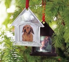 no 1 pet frame ornament pottery barn