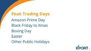 amazon box black friday improve your amazon seller experience