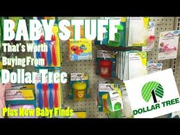 baby stuff at the dollar tree that s worth buying plus new
