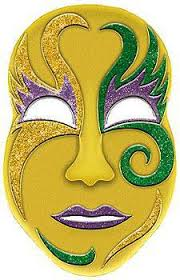 jumbo mardi gras hang this jumbo 3d mardi gras mask on your wall to celebrate mardi