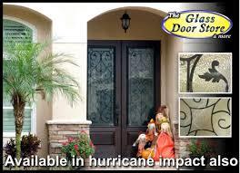 Hurricane Exterior Doors Impact Glass Doors For Ta Florida Hurricane Protection
