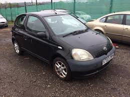 2001 toyota yaris 1 0 1 owner car only 63k miles mot