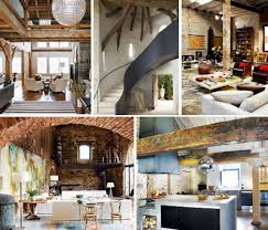 Modern Chic Home Decor Chic And Natural 13 More Rustic Modern Interiors Webecoist