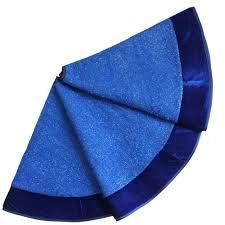 Blue Velvet Tree Skirt Compare Prices On Shiny Blue Skirt Online Shopping Buy Low Price