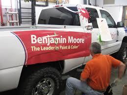 vehicle graphics benjamin moore paint distributors the signs of