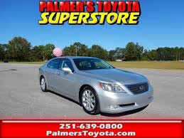 lexus dealers in alabama gasoline lexus ls 460 l in alabama for sale used cars on