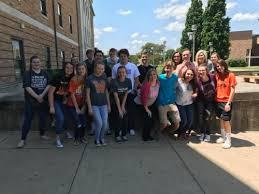 Anatomy And Physiology Class Washington Nile Local Schools Anatomy And Physiology Field Trip