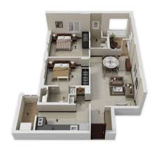 2 Bedroom House Plan 700 Sq Ft House Planshouse Plans Examples House Plans Examples