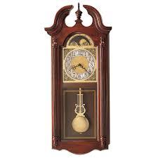 Howard Miller Chiming Mantel Clock Chiming Wall Clocks Hermle Bulolva Howard Miller Clockshops Com