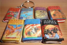 handmade harry potter book charms tutorial