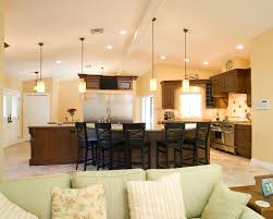 vaulted ceiling kitchen ideas lighting for cathedral ceiling in the kitchen integralbook