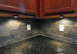 slate backsplash tiles for kitchen black countertop slate brick backsplash tile from backsplash