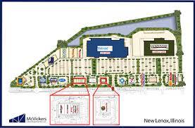 Walmart Floor Plan Mcvickers Development Walmart Menards New Lenox
