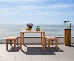 3 Piece Patio Dining Set - pat7029a outdoor dining tables furniture by safavieh