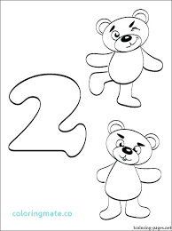 preschool coloring pages with numbers numbers coloring pages for preschool yuga me