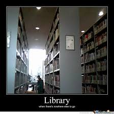 Meme Library - library by medraen meme center