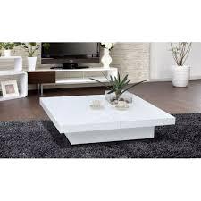 table basse design avec led gelaco