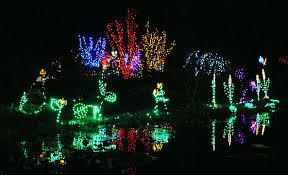 Gardenfest Of Lights Part Vii Gardenfest Of Lights At Lewis Ginter Botanical Gardens
