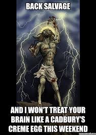 Zombie Jesus Meme - salvage