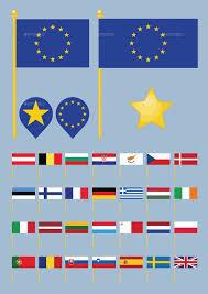 European Union Map European Union Map By Emird Graphicriver