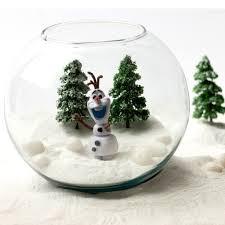 frozen olaf fairy garden kit mybageecha