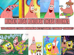 Meme Comic Indonesia Spongebob - l apak c ari b agi meme comic indonesia patrick star