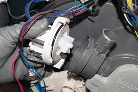 Frigidaire Dishwasher Not Pumping Water How To Replace A Dishwasher Pump And Motor Assembly Repair Guide