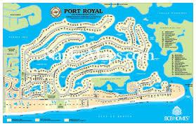 map of naples fl map port royal customized sle naples florida