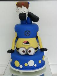 883 best despicable me cakes images on pinterest cake minion