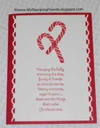 candy christmas card christmas lights decoration