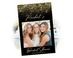 photo booth picture frames bridal shower photo booth frame etsy