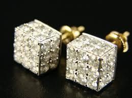 big diamond earrings big stud earrings for men imagesjordanisadore big diamond earrings