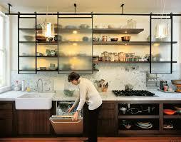 open kitchen cabinet ideas 55 open kitchen shelving ideas with closed cabinets open kitchen