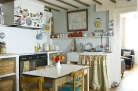 casual english beach cottage style apartment therapy