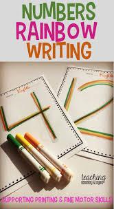 25 rainbow writing ideas hard spelling words
