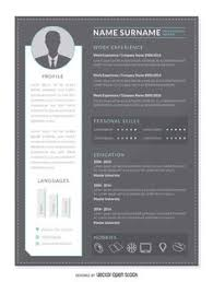 Resume Accents