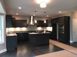 custom homes kitchen and dining room designs