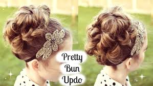 How To Formal Hairstyles by Bun Updo Tutorial For Prom Wedding Braidsandstyles12 Youtube