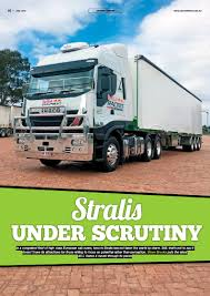 pressreader owner driver 2016 06 01 stralis under scrutiny