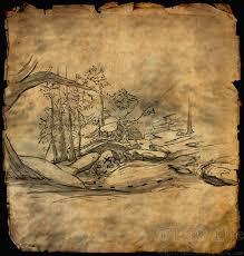 bal foyen treasure map eso bleakrock isle treasure map guide eso