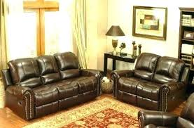 reclining sofa and loveseat set reclining leather sofa and loveseat set espresso bonded leather