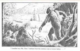 cryptomundo what does a female bigfoot look like