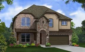 magnolia home plan by gehan homes in sablechase premier