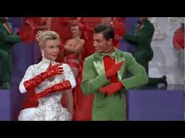 white christmas 1954 u2013 the blonde at the film