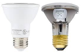 par20 led bulb 65 watt equivalent dimmable led spotlight bulb