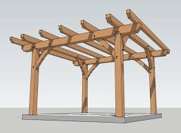 5 basic timber frame design considerations for building a pergola 5 basic timber frame design considerations for building a pergola