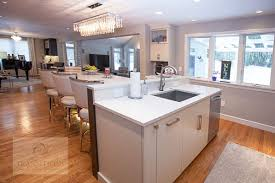 island style kitchen design transitions kitchens and baths island styles for your ideal
