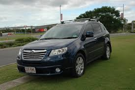 bagged subaru outback subaru tribeca review caradvice